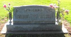 """Paschal David """"P.D."""" Prothro"""