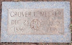 Grover Cleveland Meeker