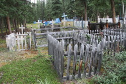 Fort Selkirk First Nations Cemetery
