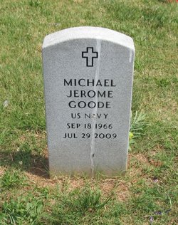 Michael Jerome Goode