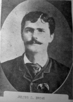 Julius Ceasar Brown