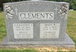 Alexander I. Clements