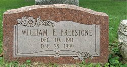 William Edmond Freestone