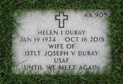 Helen Irene <I>Britain</I> DuBay