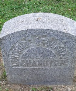Gertrude DeBonnaire Chanute