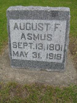August F Asmus