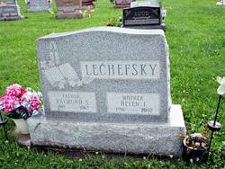Helen I. <I>Huya</I> Lechefsky