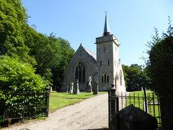 Pluscarden Churchyard
