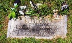 Dora Mae <I>Hawkins</I> Burden