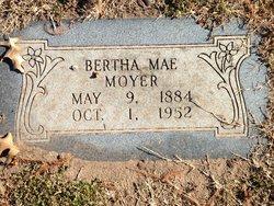 Bertha Mae Moyer