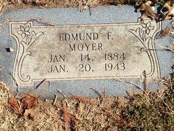 Edmund F Moyer
