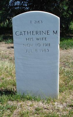 Catherine M Crowley