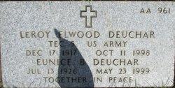Leroy Elwood Deuchar