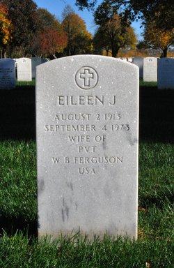 Eileen J Ferguson