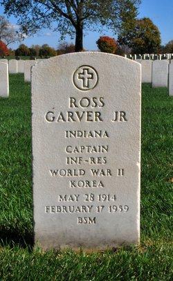 Ross Garver, Jr