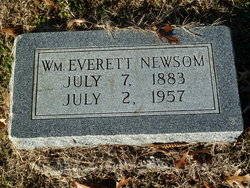 William Everett Newsom