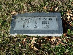 Joseph J Musson