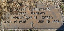 James L Simpson