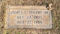 James F. Sulzby, Jr