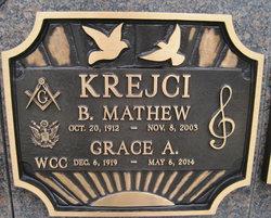 B. Mathew Krejci