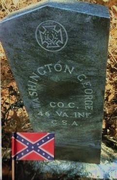 Washington  Wash  George