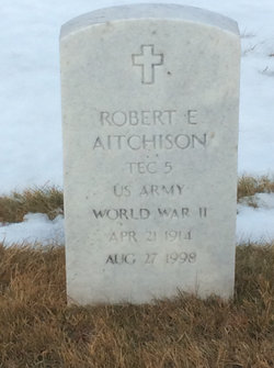 Robert Elvin Aitchison