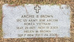 Archie B. Brown