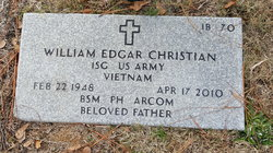 William Edgar Christian