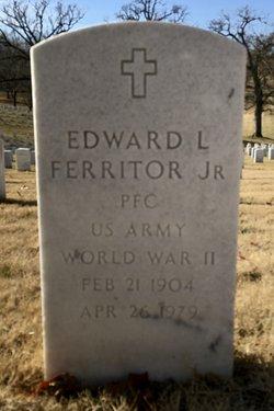 Edward L Ferritor, Jr