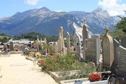 Aussois Cemetery