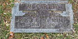 Rodger Patrick McCarthy, Sr