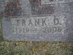 "Francis D ""Frank"" Miller"