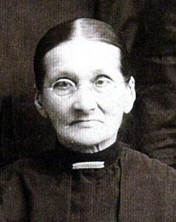 Annie Elsie <I>Rasmussen</I> Hansen