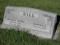 Orville Oderkirk Will