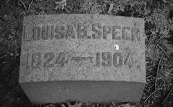 Louisa B. Speer
