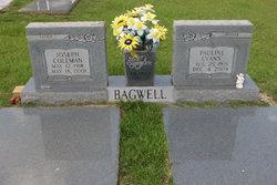 Pauline <I>Evans</I> Bagwell