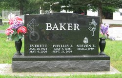 Phyllis J. <I>Sheffer</I> Baker