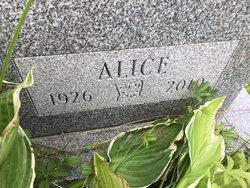 Alice <I>Schiller</I> Brauchle