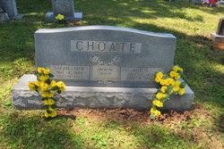 Sarah Jane <I>Hood</I> Choate