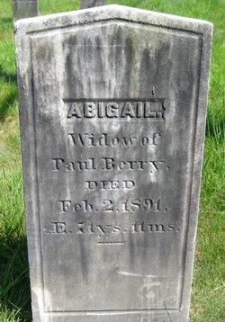 Abigail Berry