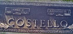 James E Costello