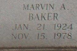 Marvin A. Baker