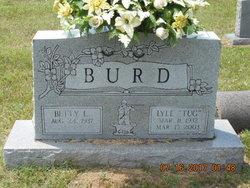 "Lyle ""Tug"" Burd (1932-2003) - Find A Grave Memorial"