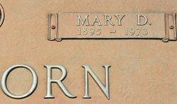 Mary D. Van Horn