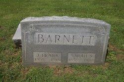 Sarah Ellen <I>Shanklin</I> Barnett