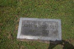 John Morgan Johnson