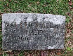 Walker Wallace Haley
