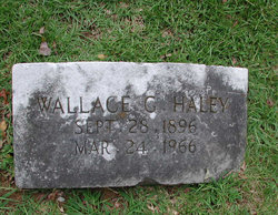Wallace Green Haley