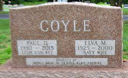 Elva Marie <I>Staton</I> Coyle