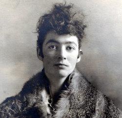 Hattie June <I>Osborn</I> Burrill